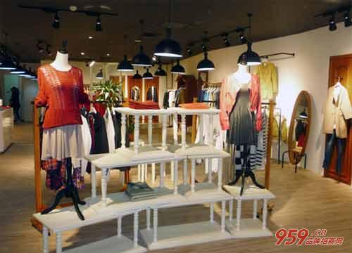 女装加盟店