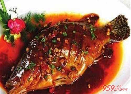 潞久烤臭鳜鱼