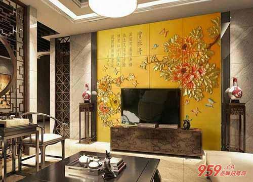 多彩集成墙饰环保效果怎么样?多彩集成墙饰加盟可靠吗?