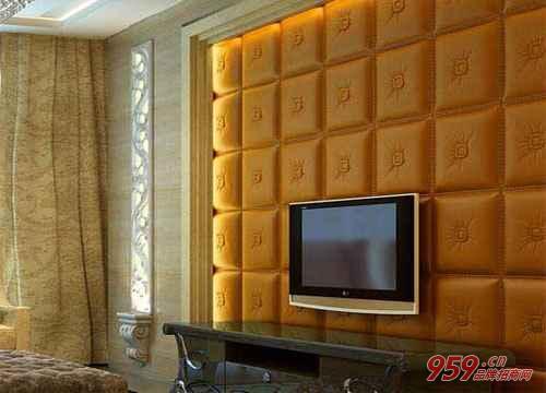 传艺博3D背景墙