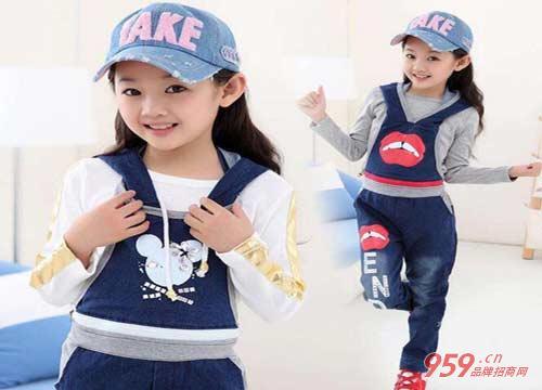 中国十大品牌童装加盟排行榜 贝蕾尔独占鳌头