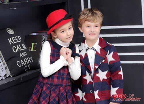 十大儿童服装品牌推荐