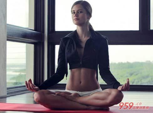 瑜伽馆加盟