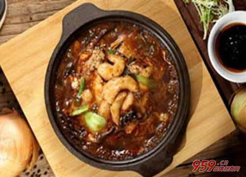 快餐品牌排行榜 鱻魚石锅啵啵鱼榜上有名