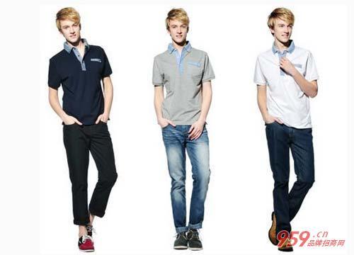 加盟青年男装