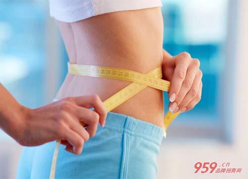 减肥瘦身加盟