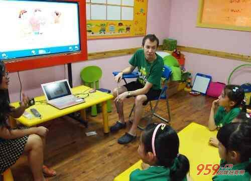 幼儿英语培训机构哪家好?北京幼儿英语培训机构加盟怎么样?
