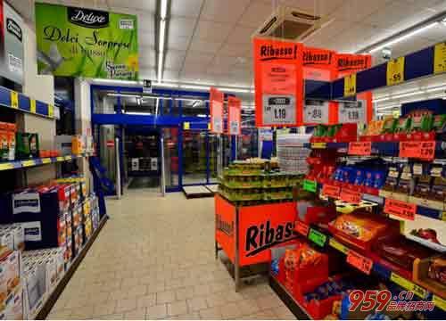 加盟连锁超市