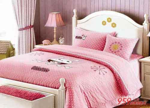 宝妈在家能做什么生意?开儿童床上用品加盟店有利可图吗?