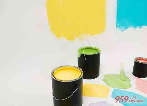 目前什么行业赚钱?油漆涂料加盟店怎么经营才赚钱?