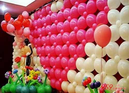 穷人创业好项目!穷人开气球礼品店月入过万!