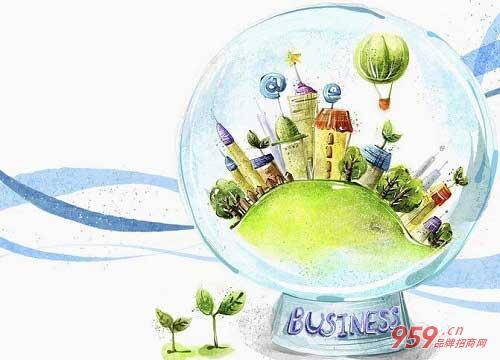 现在最好做的生意 节能环保产业前景好