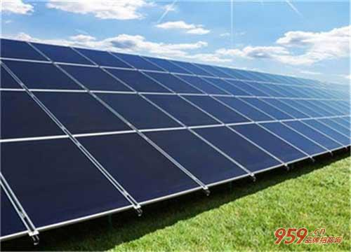 2018加盟什么项目好?乐兆太阳能光伏发电新产业新商机!