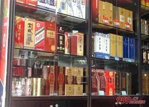 过年农村做什么生意好?开烟酒专卖店好吗?