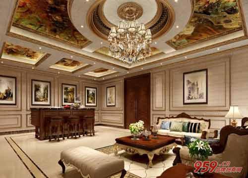集成墙面十大品牌之一 欧美豪庭集成墙面人人称赞