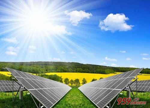现在农村做什么生意赚钱?光伏发电新商机新财富!
