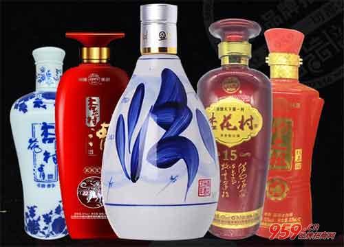 杏花村系列酒