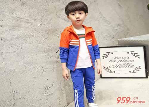 儿童服装加盟店