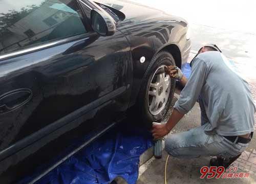 加盟呱呱洗车店