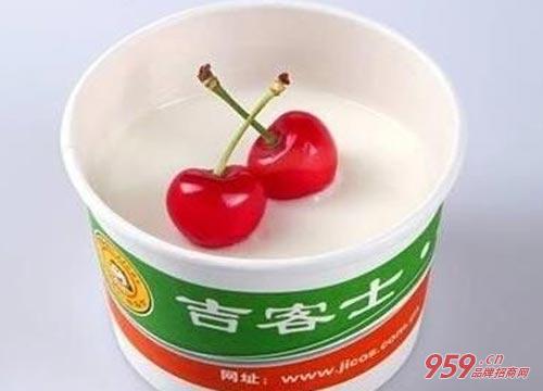 吉客士酸奶