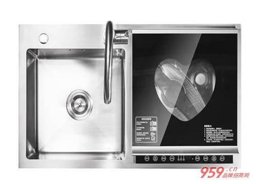 致富加盟项目 加盟康道洗碗机让你轻松致富