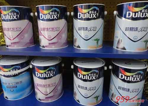 代理一家多乐士油漆加盟店需要多少钱?加盟多乐士油漆有哪些优势?
