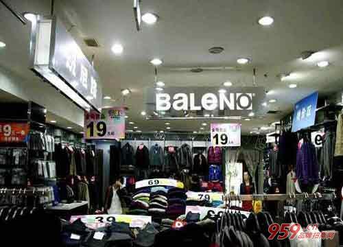 服装加盟品牌