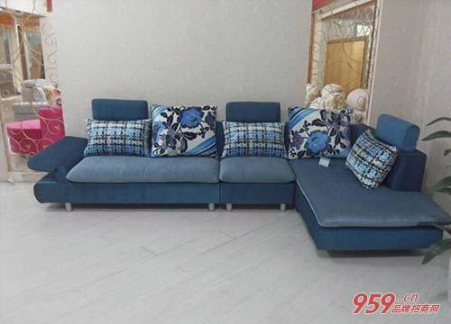 现在什么买卖最好做?布艺沙发加盟代理靠谱么?