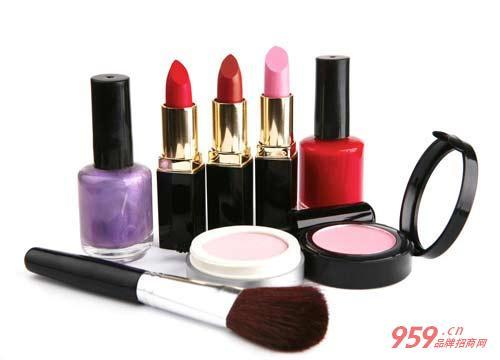 化妆品加盟店