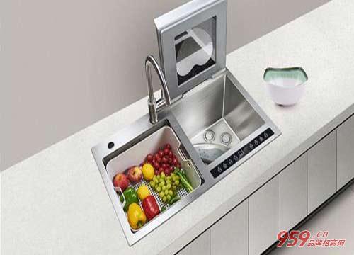 创业选择什么项目好?加盟康道洗碗机如何?