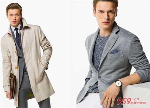 休闲服装加盟店品牌哪个好?加盟马克华菲怎么样?