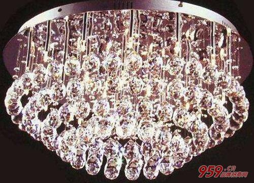 水晶灯饰批发哪里便宜?水晶灯饰批发多少钱?