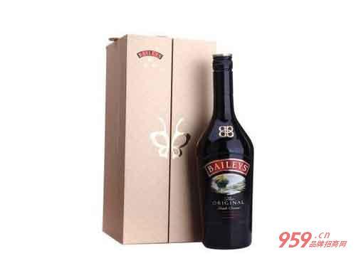 百利甜酒价格表 百利甜酒多少钱一瓶图片