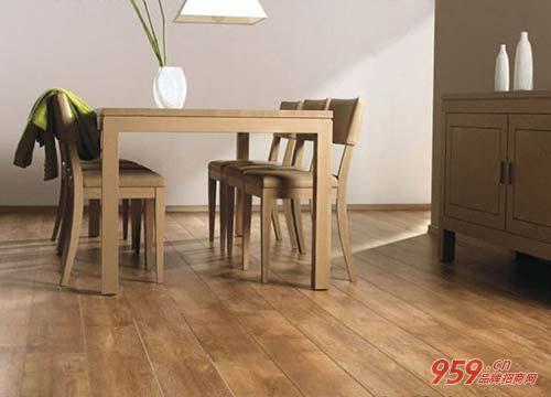 实木地板品牌哪个好?德尔地板行业领先品牌