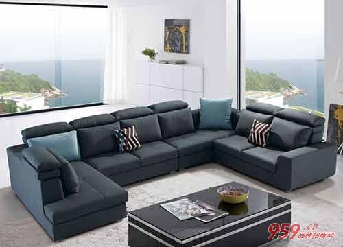 布艺沙发加盟店经营策略!如何开布艺沙发加盟店人气高?