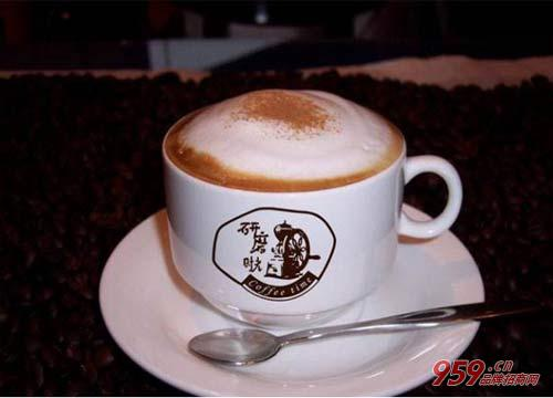 研磨时光咖啡怎么样