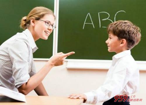 少儿英语培训班