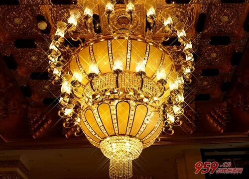 水晶灯十大品牌哪家好赚钱?