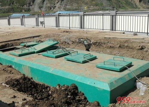 地埋式污水处理设备好用吗?销量好吗?