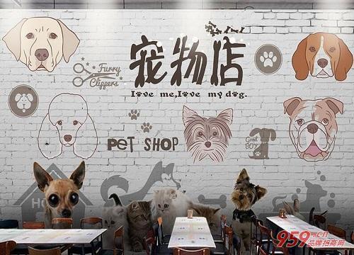 宠物店加盟