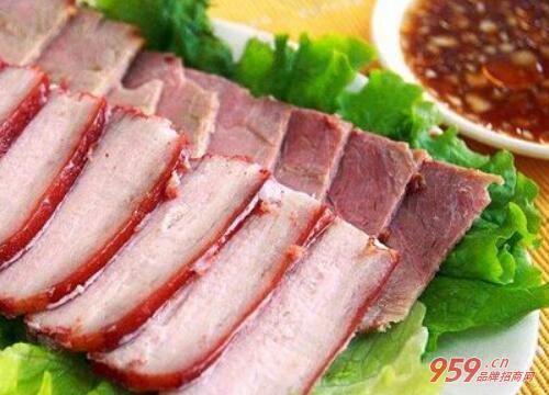 马士奇酱肉加盟费多少钱?好盈利吗?