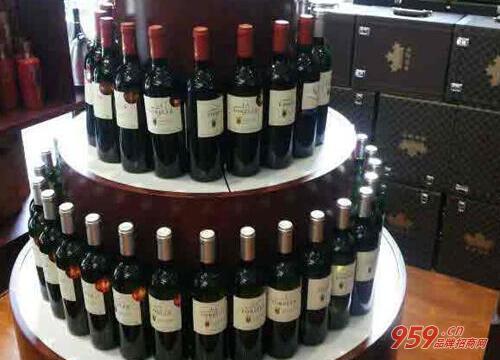 高菲红酒代理赚钱吗?