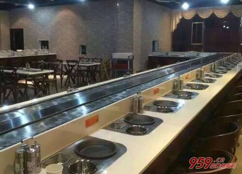 回转式火锅设备多少钱?