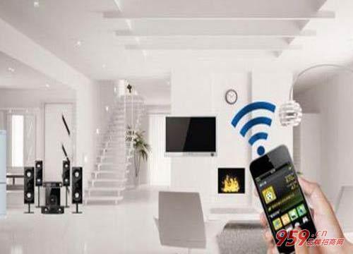 家居用品加盟 触摸感知智能家居让你轻松赢在财富起点