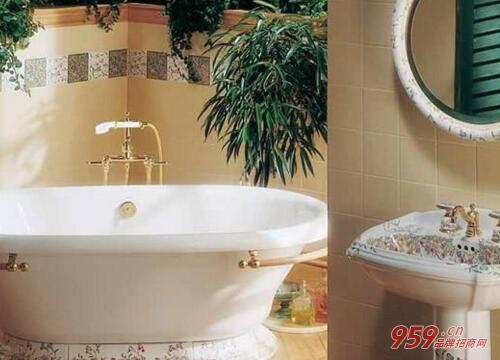 卫浴加盟十大品牌哪个好