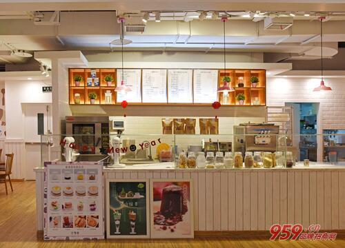 一线城市开家奶茶加盟店怎么样?