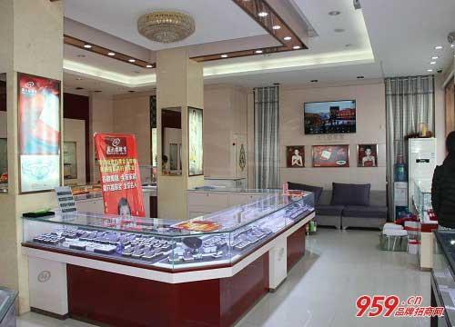 开一家周六福珠宝店需要多少钱?开店资金分享!