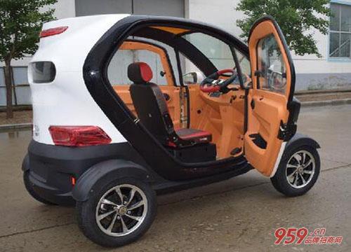 四轮电动车加盟费多少?加盟条件有哪些?