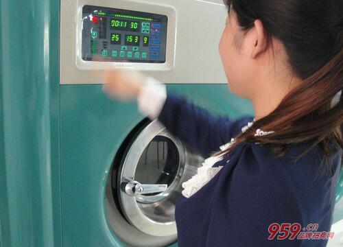 洗衣连锁店