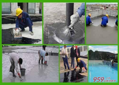 防水材料的十大品牌 雨纯一年四季无淡季